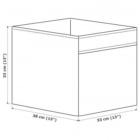 Коробка ДРЁНА синий фото 4