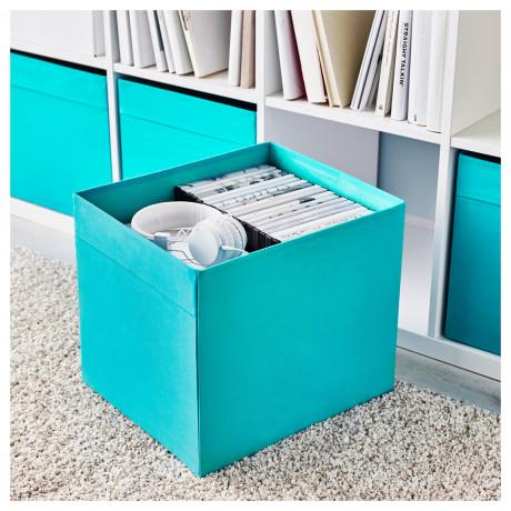 Коробка ДРЁНА синий фото 5