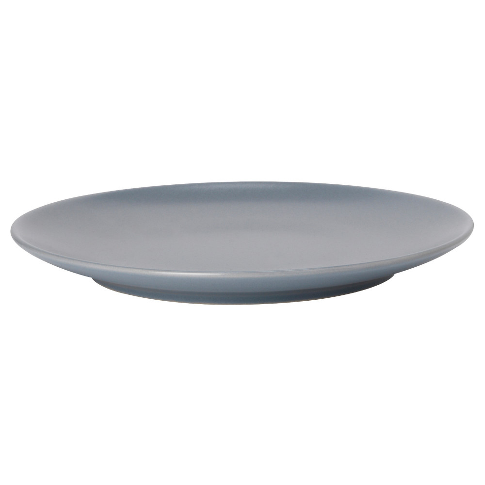 Тарелка десертная ДИНЕРА серо-синий  фото 1