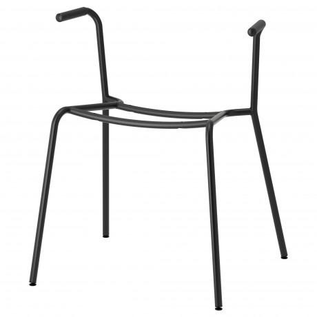 Основание д/стула с подлокотниками ДИТМАР черный фото 0