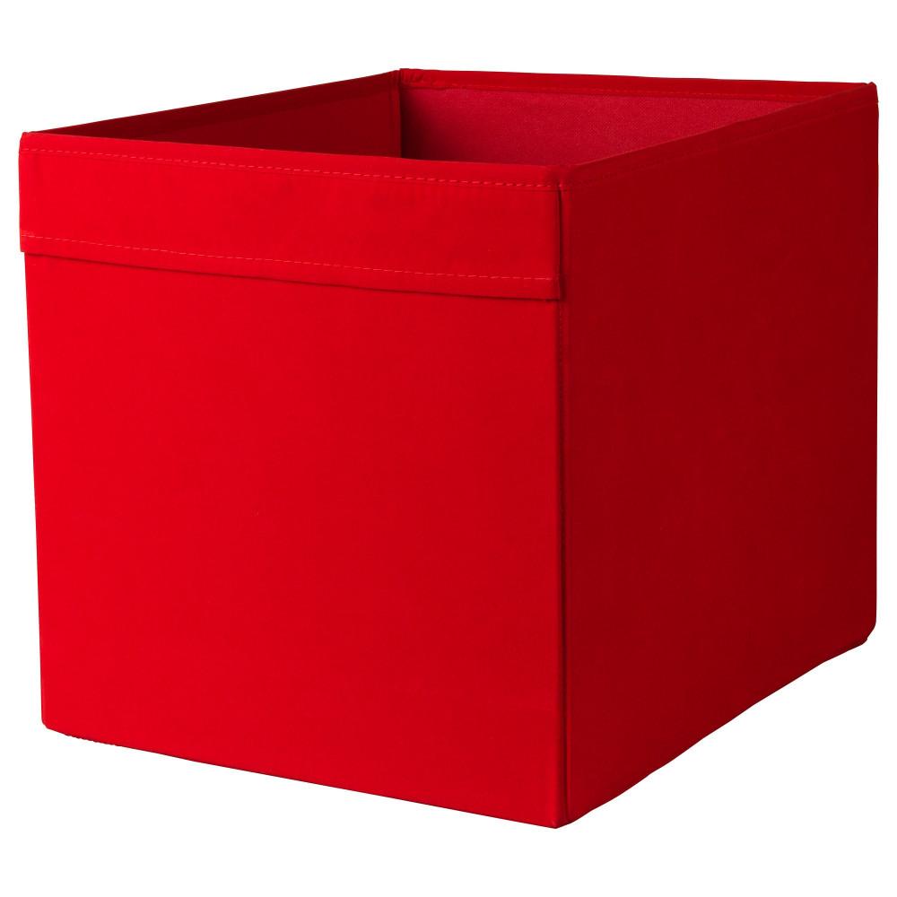 Коробка ДРЁНА красный  фото 1
