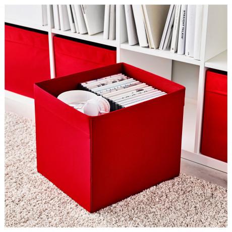 Коробка ДРЁНА красный фото 5