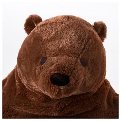Мягкая игрушка ДЬЮНГЕЛЬСКОГ бурый медведь фото 5