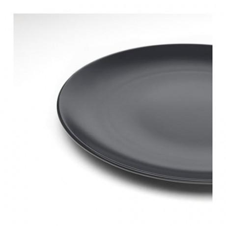Сервиз,18 предметов ДИНЕРА темно-серый фото 1