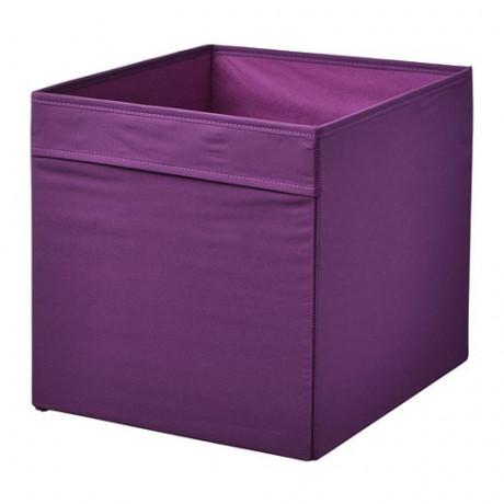 Коробка ДРЁНА фиолетовый фото 0