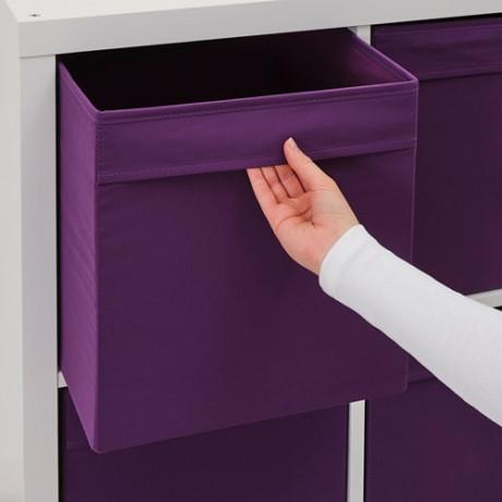 Коробка ДРЁНА фиолетовый фото 2
