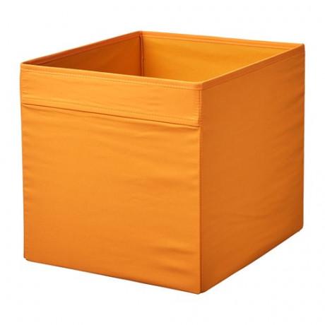 Коробка ДРЁНА оранжевый фото 0