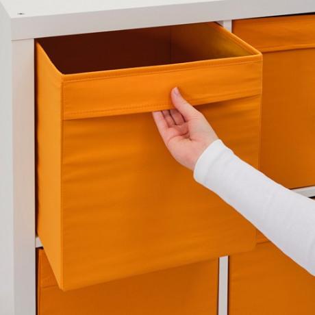 Коробка ДРЁНА оранжевый фото 2