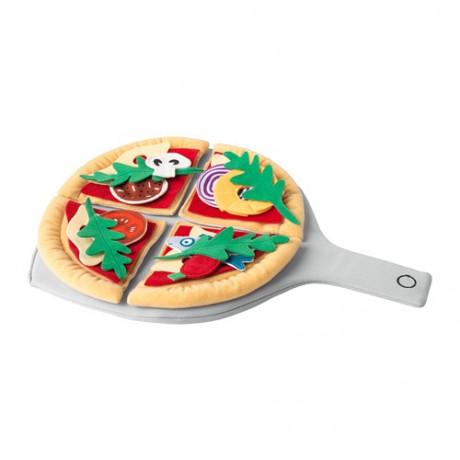 Пицца, набор 24 предм. ДУКТИГ пицца, разноцветный фото 0