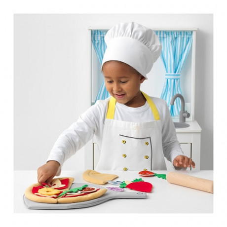 Пицца, набор 24 предм. ДУКТИГ пицца, разноцветный фото 1