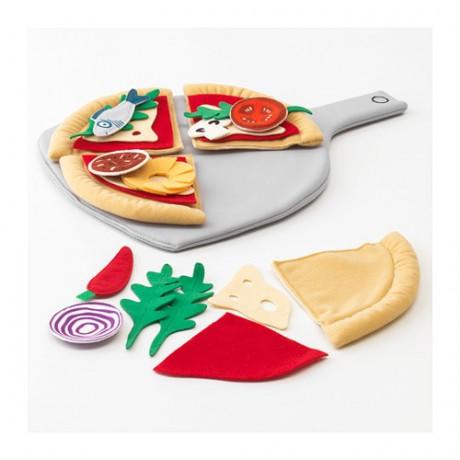 Пицца, набор 24 предм. ДУКТИГ пицца, разноцветный фото 2