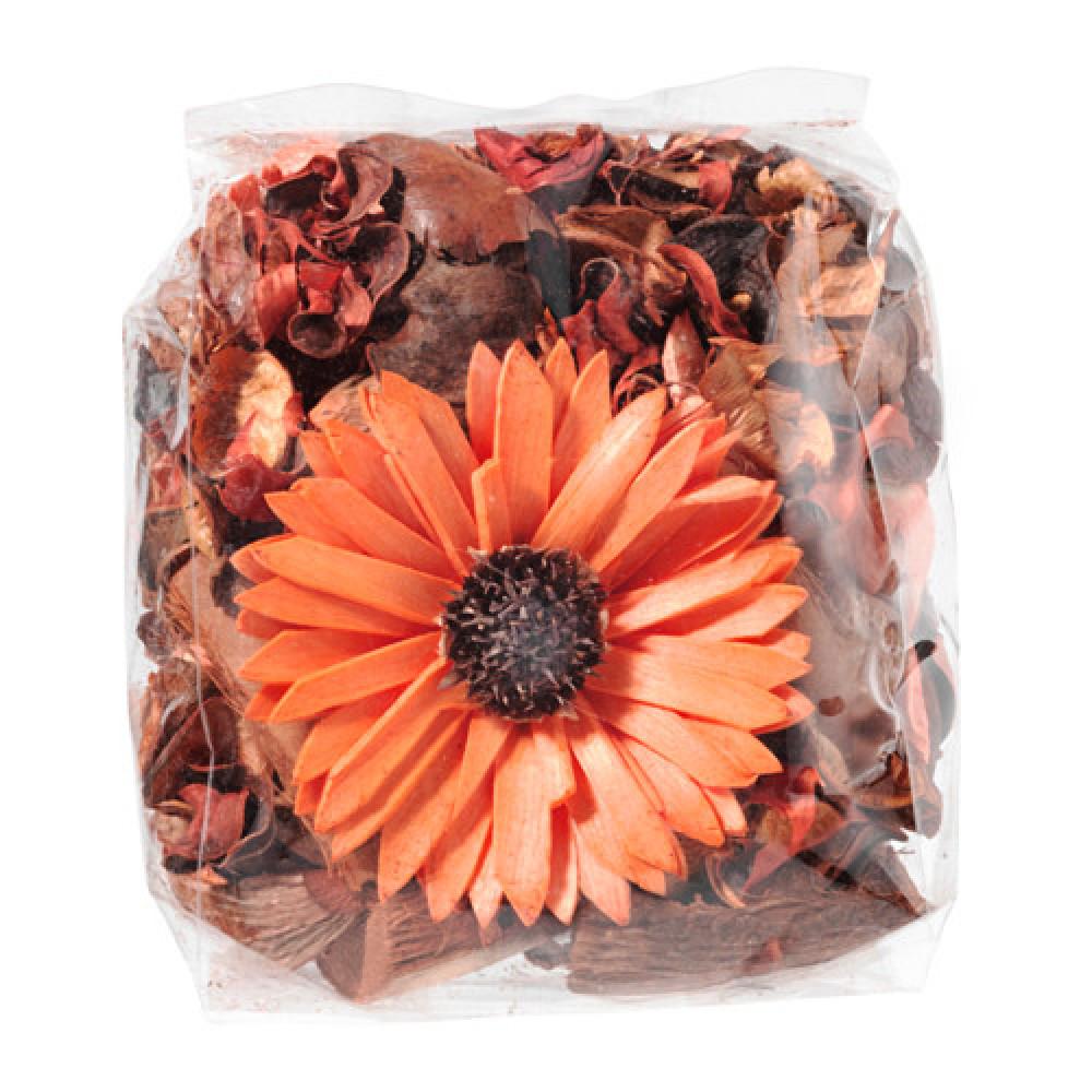Цветочная отдушка ДОФТА ароматический, Персик и апельсин оранжевый  фото 1